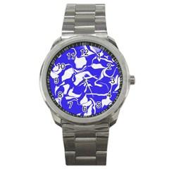 Swirl Sport Metal Watch