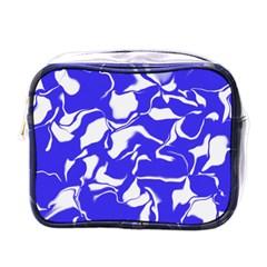 Swirl Mini Travel Toiletry Bag (One Side)