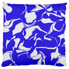 Swirl Large Cushion Case (single Sided)