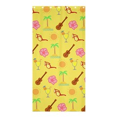 Summer Time Shower Curtain 36  X 72  (stall)