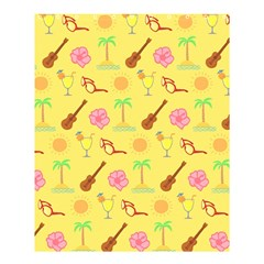 Summer Time Shower Curtain 60  x 72  (Medium)