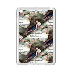 Vintage Valentine Postcard Apple iPad Mini 2 Case (White)