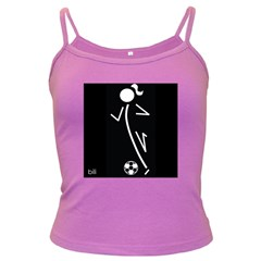 Cowcow Soccer Spaghetti Top (Colored)