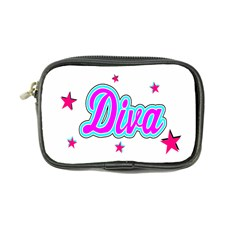 Pink Diva Coin Purse