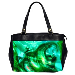 Arriving Angels Oversize Office Handbag (two Sides)