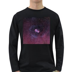 To infinity and beyond Men s Long Sleeve T-shirt (Dark Colored)