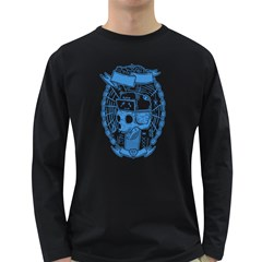 play with spider Men s Long Sleeve T-shirt (Dark Colored)
