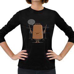 I Got A Fever... Women s Long Sleeve T-shirt (Dark Colored)