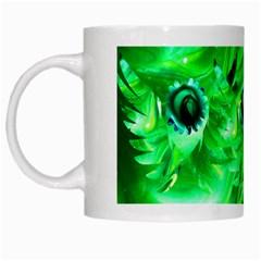 arriving angels  White Coffee Mug