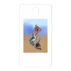 Sexy Mermaid On Beach Samsung Galaxy Note 3 Hardshell Back Case