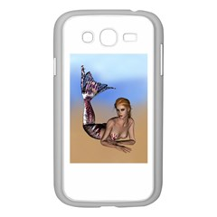 Mermaid On The Beach  Samsung Galaxy Grand DUOS I9082 Case (White)