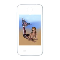 Mermaid On The Beach  Samsung Galaxy S4 I9500/i9505  Hardshell Back Case