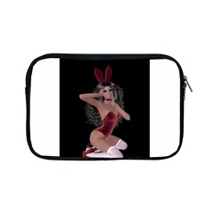 Miss Bunny In Red Lingerie Apple Ipad Mini Zippered Sleeve