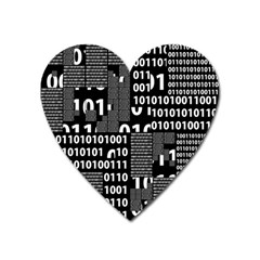 Beauty of Binary Magnet (Heart)