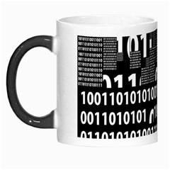 Beauty Of Binary Morph Mug