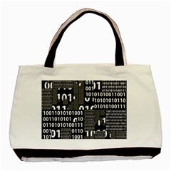 Beauty of Binary Classic Tote Bag