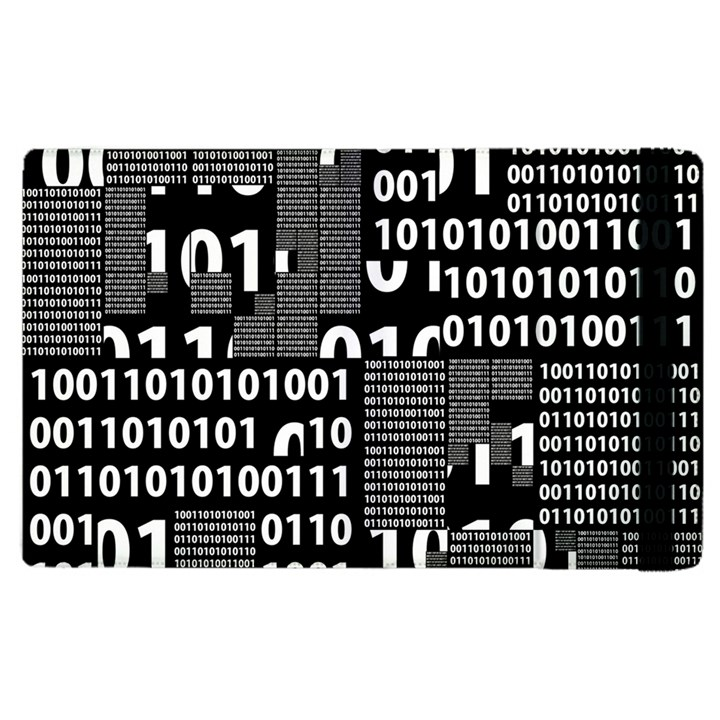 Beauty of Binary Apple iPad 2 Flip Case