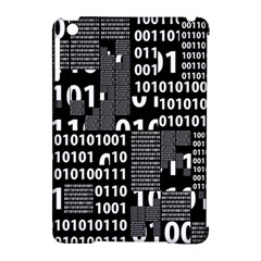 Beauty Of Binary Apple Ipad Mini Hardshell Case (compatible With Smart Cover)