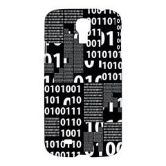 Beauty Of Binary Samsung Galaxy S4 I9500/i9505 Hardshell Case
