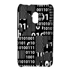 Beauty of Binary Nokia Lumia 620 Hardshell Case
