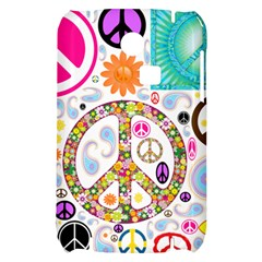 Peace Collage Samsung S3350 Hardshell Case