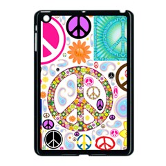 Peace Collage Apple iPad Mini Case (Black)