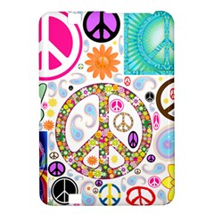 Peace Collage Kindle Fire HD 8.9  Hardshell Case