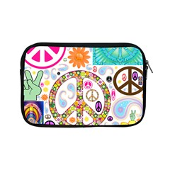 Peace Collage Apple Ipad Mini Zippered Sleeve
