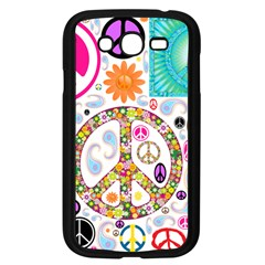 Peace Collage Samsung Galaxy Grand DUOS I9082 Case (Black)
