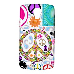 Peace Collage Samsung Galaxy S4 Active (i9295) Hardshell Case
