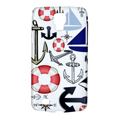 Nautical Collage Samsung Galaxy S4 Active (I9295) Hardshell Case
