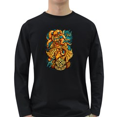 Queen Ocean Men s Long Sleeve T-shirt (Dark Colored)
