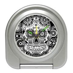 Sugar Skull Desk Alarm Clock