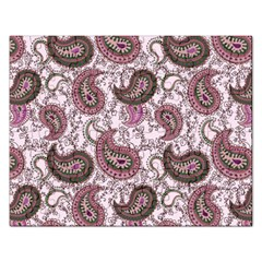 Paisley In Pink Jigsaw Puzzle (rectangle)