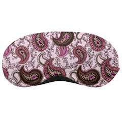 Paisley in Pink Sleeping Mask