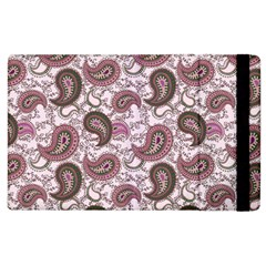 Paisley in Pink Apple iPad 2 Flip Case
