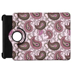 Paisley In Pink Kindle Fire Hd 7  (1st Gen) Flip 360 Case