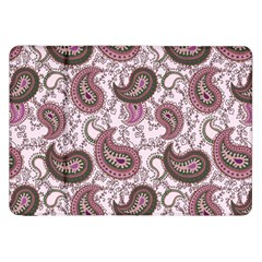 Paisley In Pink Samsung Galaxy Tab 8 9  P7300 Flip Case