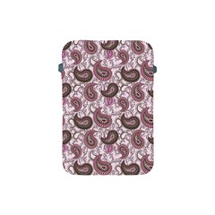 Paisley in Pink Apple iPad Mini Protective Sleeve