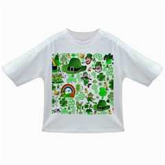 St Patrick s Day Collage Baby T-shirt