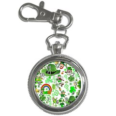St Patrick s Day Collage Key Chain & Watch