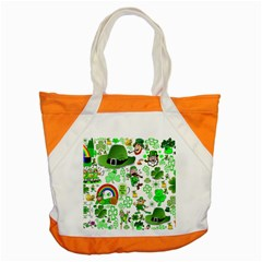 St Patrick s Day Collage Accent Tote Bag
