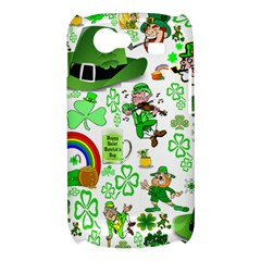 St Patrick s Day Collage Samsung Galaxy Nexus S i9020 Hardshell Case
