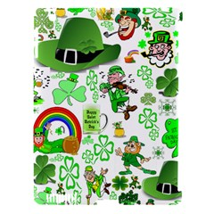 St Patrick s Day Collage Apple iPad 3/4 Hardshell Case (Compatible with Smart Cover)
