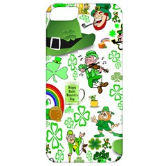 St Patrick s Day Collage Apple iPhone 5 Classic Hardshell Case