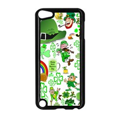 St Patrick s Day Collage Apple iPod Touch 5 Case (Black)
