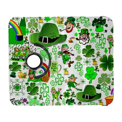 St Patrick s Day Collage Samsung Galaxy S  Iii Flip 360 Case