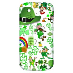 St Patrick s Day Collage Samsung Galaxy S3 S III Classic Hardshell Back Case