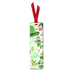 St Patrick s Day Collage Small Bookmark