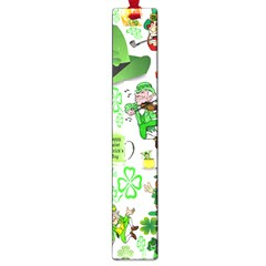 St Patrick s Day Collage Large Bookmark